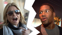 Kelly Ripa -- Furious at Michael Strahan ... You Betrayed Me