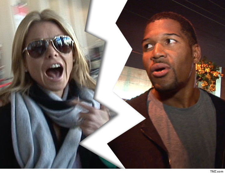 6d82d84445 Kelly Ripa is Furious at Michael Strahan ... You Betrayed Me