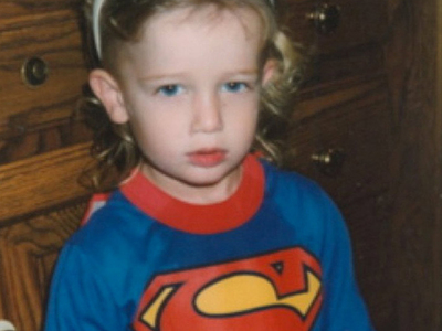 Guess Who This Mini Superhero Turned Into!