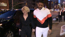Kerry Rhodes -- Here's My Hot Fiancee ... And Her Hot Rock (VIDEO)