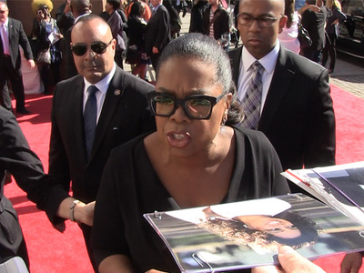 Oprah -- Kelly Ripa Shouldn't Have Been Told That Way (VIDEO)