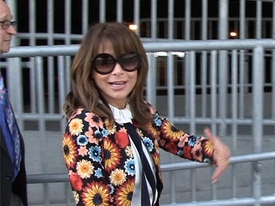 Paula Abdul -- Advice For Rams Cheeleaders ... Here's What NOT To Do (VIDEO)