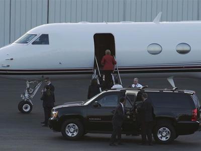Dan Bilzerian -- Hey Hillary ... Your Press Plane Has Major Cooties! (VIDEO)
