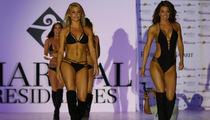 Dallas Cowboys Cheerleaders -- Smokin' Hot Bikini Show ... During Mexico Trip (PHOTOS)