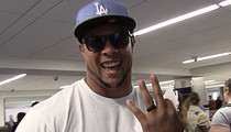 NFL's Rodger Saffold -- I Always Wear A Rubber ... Wedding Ring! (VIDEO)