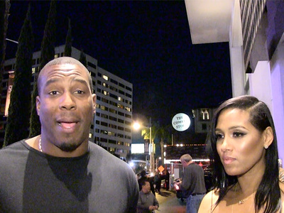 NFL's Antonio Gates -- Warns College Bball Star ... NFL Is A Different World (VIDEO)