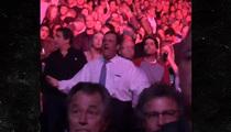 Gov. Chris Christie -- Full Springsteen Dance Party (VIDEO)