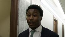 NFL's Brandon Marshall -- Wake Up Raiders ... Vegas Is Dangerous For NFL Players (VIDEO)