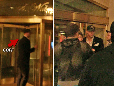 NFL's Jared Goff -- Locked Out of Hotel ... Right After Draft (VIDEO)