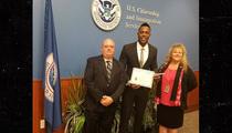 MLB's Aroldis Chapman -- I'm American, Baby ... Granted Citizenship