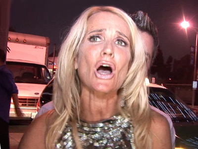 Kim Richards -- Jail Bound for Shoplifting Case (UPDATE)