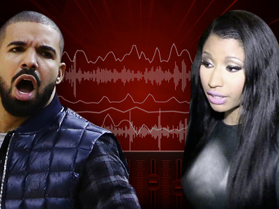 Drake -- I Don't Talk to Nicki Minaj Anymore ... Thanks to Meek Mill (VIDEO)