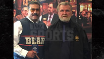 Real Mike Ditka -- Meets Drunk Mike Ditka ... At Bachelor Party Turn Up (PHOTO)