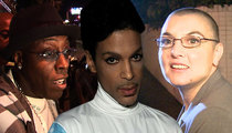 Arsenio Hall -- Sinead O'Connor's Crazy ... Prince Did NOT Get Drugs From Me!