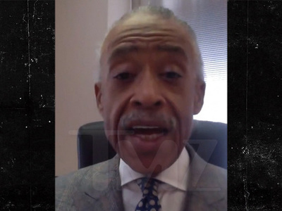 Rev. Al Sharpton -- Prez Obama Handled N-Word Only Way He Could ... But Larry Wilmore Was Wrong (VIDEO)
