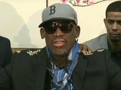 Dennis Rodman -- Thanked By Ex-N. Korean Prisoner ... Your Rant Helped Save Me