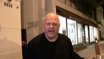 Michael Chiklis -- Beefs with Roger Goodell ... You're NO 'Commish' (VIDEO)