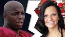 Dana Stubblefield -- Wife Filed for Divorce ... After Alleged Rape