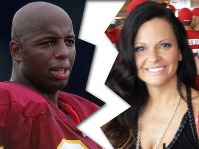 Dana Stubblefield -- Wife Filed for Divorce ... After Alleged Rape