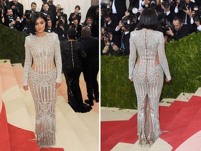 Kylie Jenner -- Met Gala Made Me Bleed (PHOTOS)