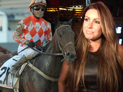 Kentucky Derby -- Thoroughbred Owes It All to Tiger Woods' #1 Mistress