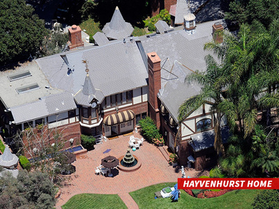 Michael Jackson -- Someone Pulls a Fast One to Grab Michael's Home