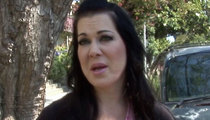 Chyna -- Busted Drunk and Sleeping Outside ... Months Before Death