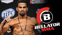 MMA's Jordan Parsons -- Bellator Helping Pay Funeral Costs