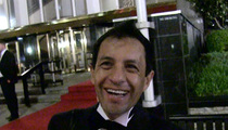 Jockey Victor Espinoza -- Me and the Horse I Rode in On Have Lots of Sex!!!