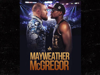 Mayweather vs McGregor -- FIGHT ON?
