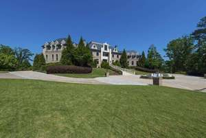 Tyler Perry's Atlanta Mansion