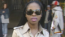 Foxy Brown -- Airport Thief Nabbed My Gucci Case Filled with Even PRICIER Gear!!