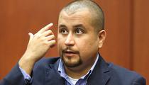 George Zimmerman Kills One Deal ... Strikes Bigger One for Trayvon Gun