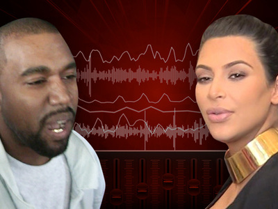 Kanye West -- Kim's Gonna Kill Me ... O.J. Simpson Style! (AUDIO)