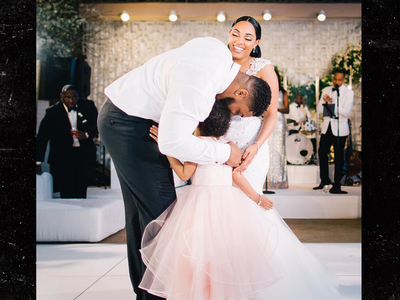 Devon Still -- Ties the Knot in Front of Best Flower Girl EVER!!! (PHOTO/VIDEO)
