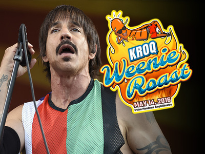 Anthony Kiedis -- Rushed to Hospital ... Red Hot Chili Peppers Gig Cancelled at Last Minute