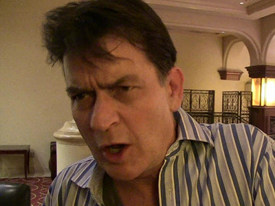 Charlie Sheen Sued -- Six Digit AMEX Balance Plus Monster Late Fees