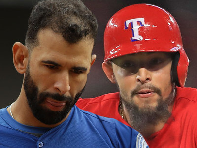 MLB Star Jose Bautista -- 'No Medical Attention' ... After Punch to the Face