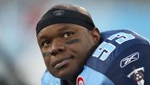 Ex-Titans LB Keith Bulluck -- Convicted in DUI Case