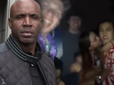 Barry Bonds -- Calls Racism On Daughter's Private School ... White Kids Rapping N-Word