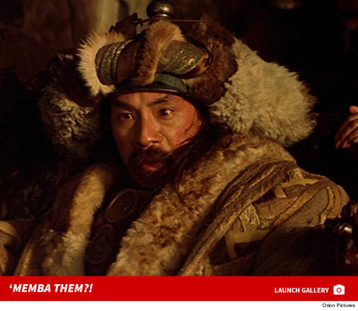 genghis khan in bill ted s excellent adventure memba him