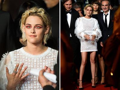 Kristen Stewart -- Twilight: Breaking Cannes (PHOTO)