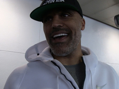 Rick Fox -- Kobe Mentoring Shaq's Son ... 'Warms My Heart' (VIDEO)