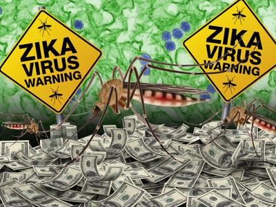 Zika Virus -- Entrepreneurs Gunning for Zillions