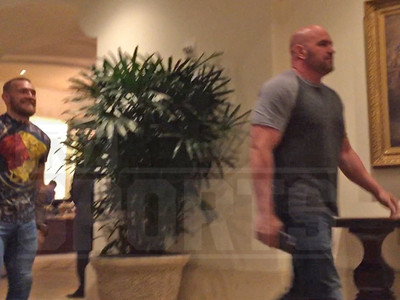 Conor McGregor & Dana White -- Reunited with Big Plans (VIDEO)