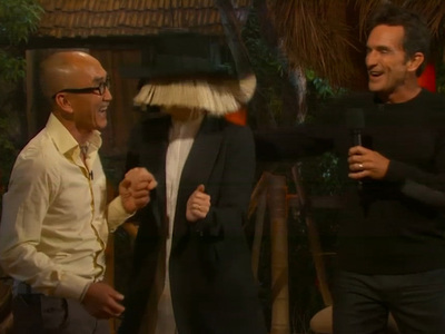 Sia -- Ultimate 'Survivor' Fangirl ... Throws $100k To Show Finalist (VIDEO)