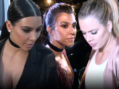 The Kardashians -- Doctor Slaps Name On Facelifts ... Doggone It!