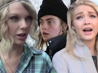 Taylor Swift, Gigi Hadid, Cara Delevingne -- Terrorized by Death Threats
