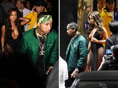 Tyga -- My Boo's Got Sweet Goodies (PHOTO + VIDEO)