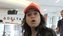 Michelle Rodriguez -- Being Born a Woman ... Like Being Born a Slave (VIDEO)